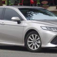 All New Camry 2019 Malaysia Grand Veloz 1.3 Mt Toyota - Wikipedia