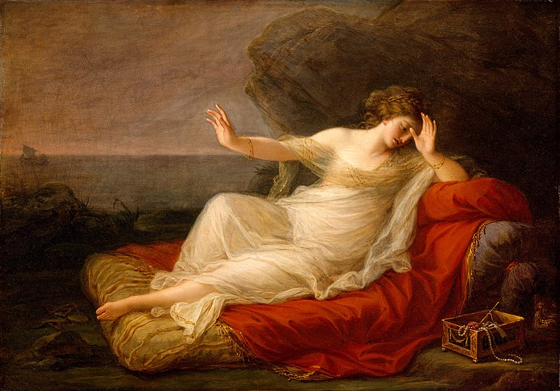 File:Angelica Kauffmann, Ariadne Abandoned by Theseus, 1774.jpg