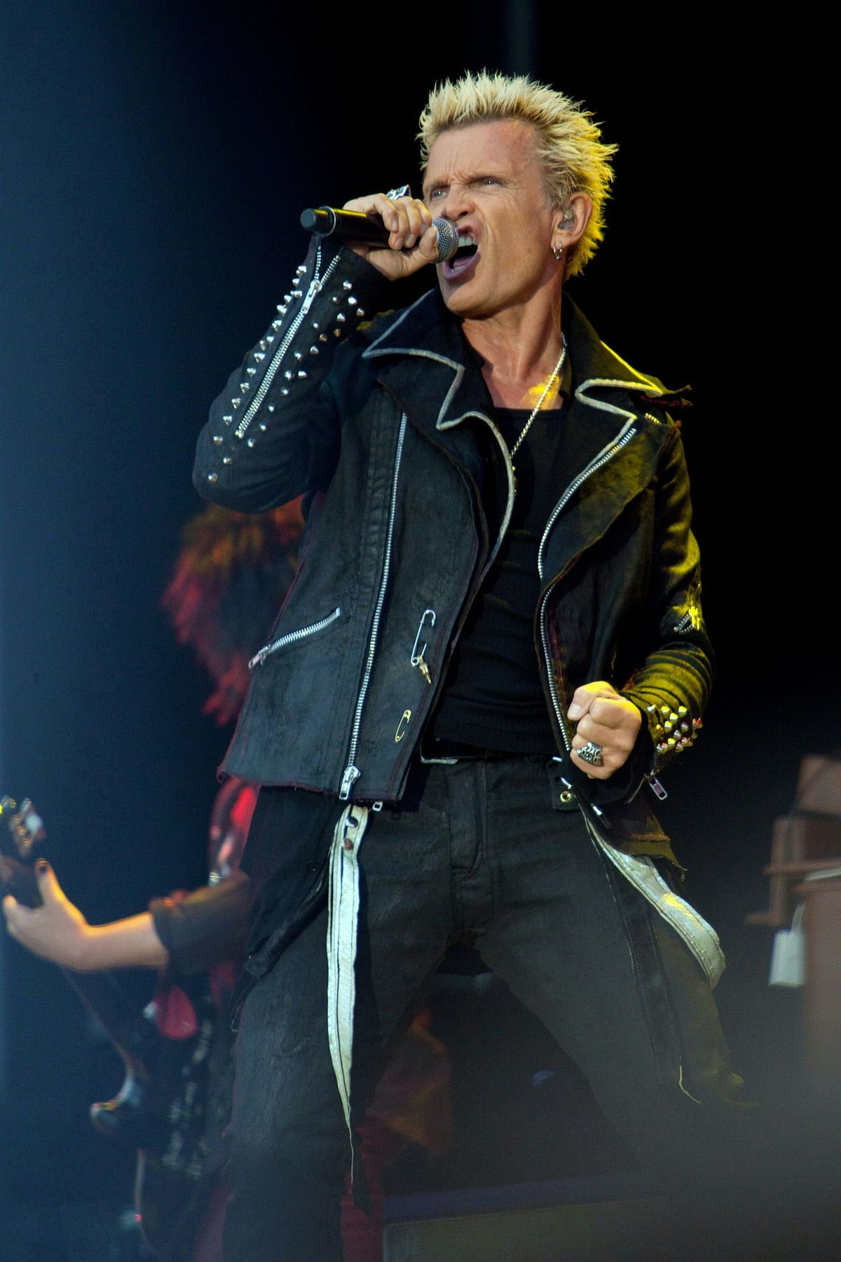Billy Idol  Wikipedia