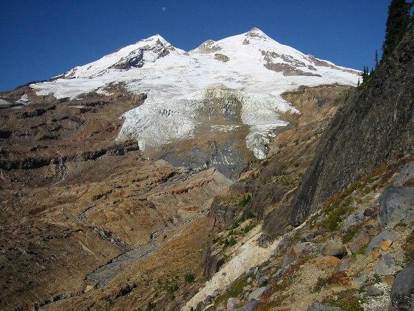 Boulder Glacier Washington