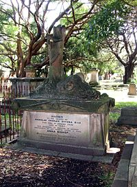 Camperdown Cemetery  Wikipedia