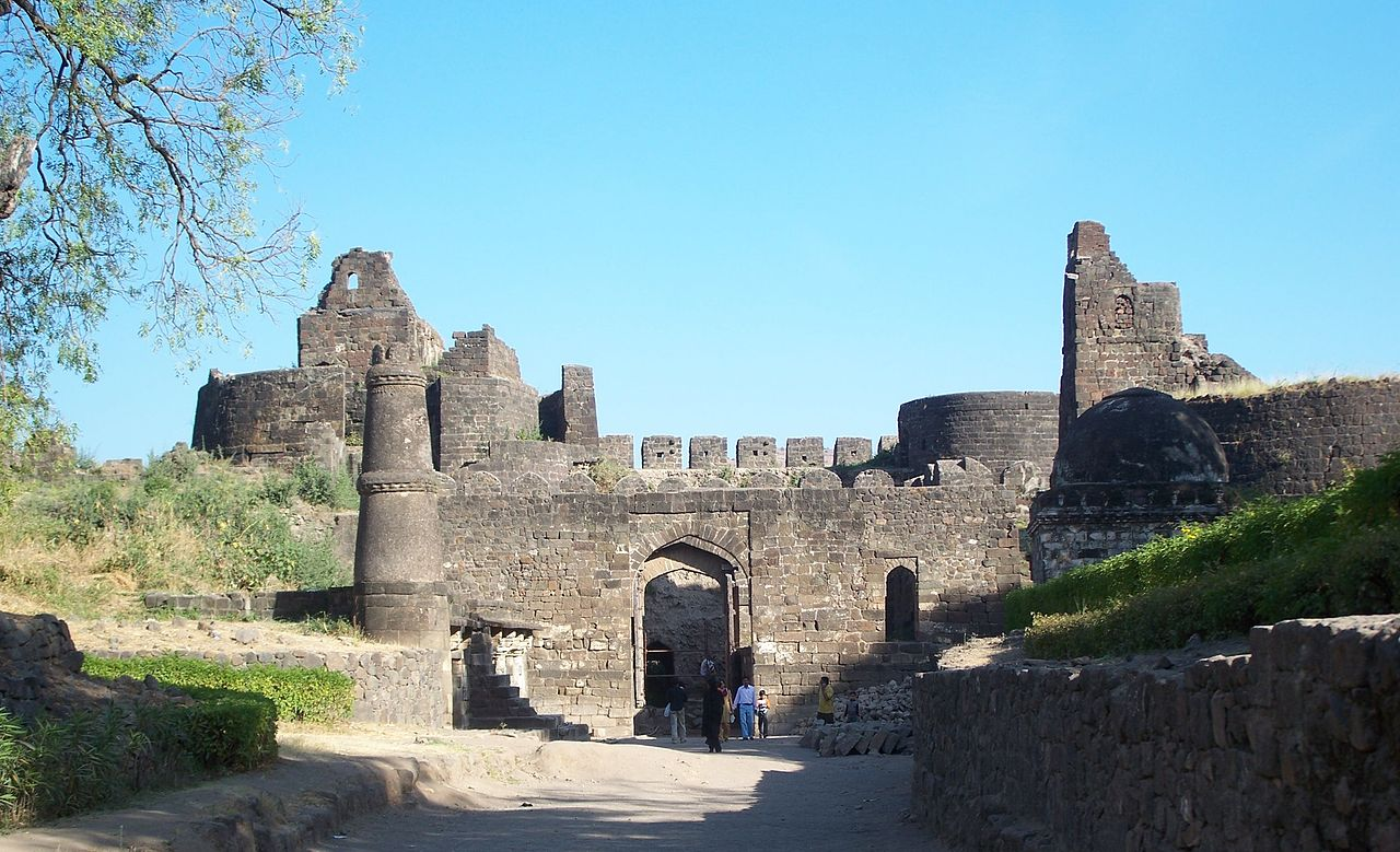 File Daulatabad Fort Erstwhile Deogiri Fort Aurangabad