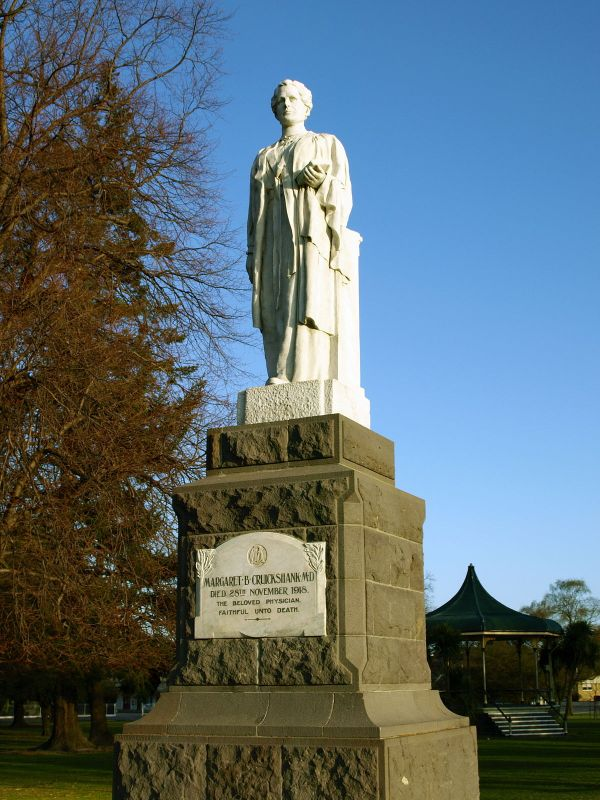 Statue Of Margaret Cruickshank - Wikipedia