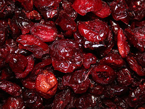 Ocean Spray Craisins brand dried cranberries