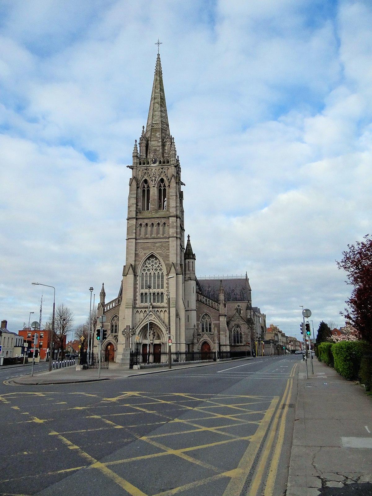 St Peters Church Phibsborough Dublin  Wikipedia