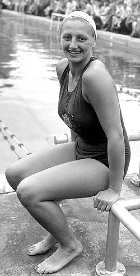 Resultado de imagen de Hannie Termeulen swimmer