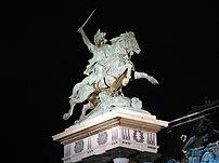 Statue of Vercingetorix by Bartholdi, on Place...