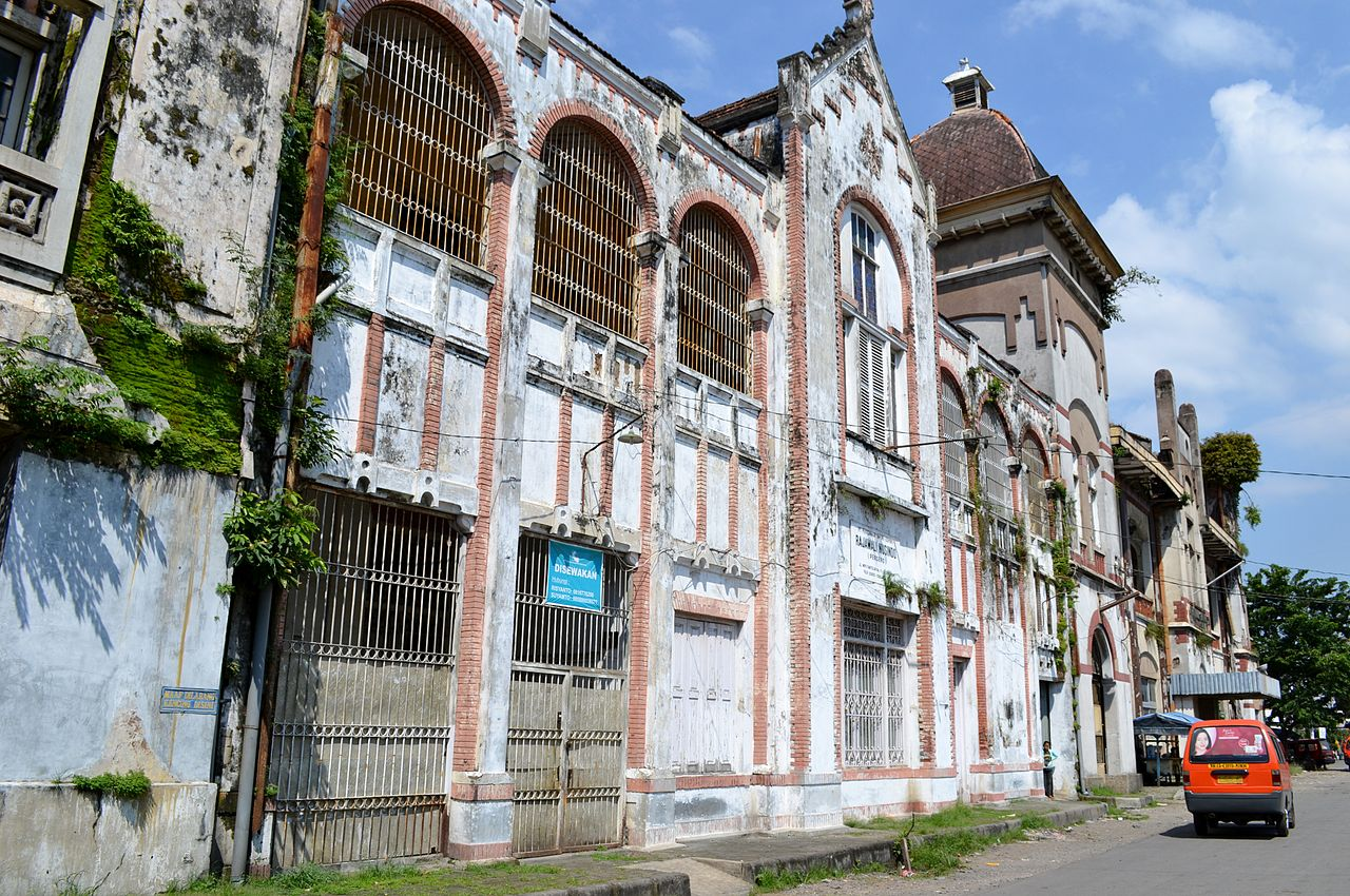 FileKota Lama Semarang Central Javajpg  Wikimedia Commons