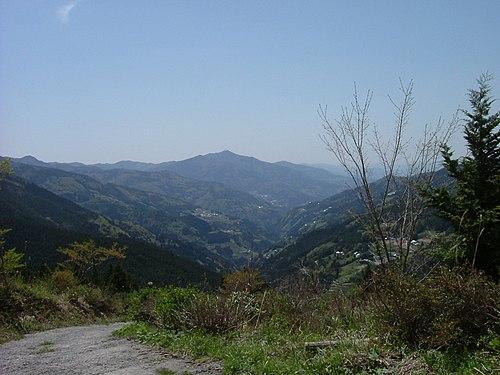 梶ヶ森 - Wikipedia