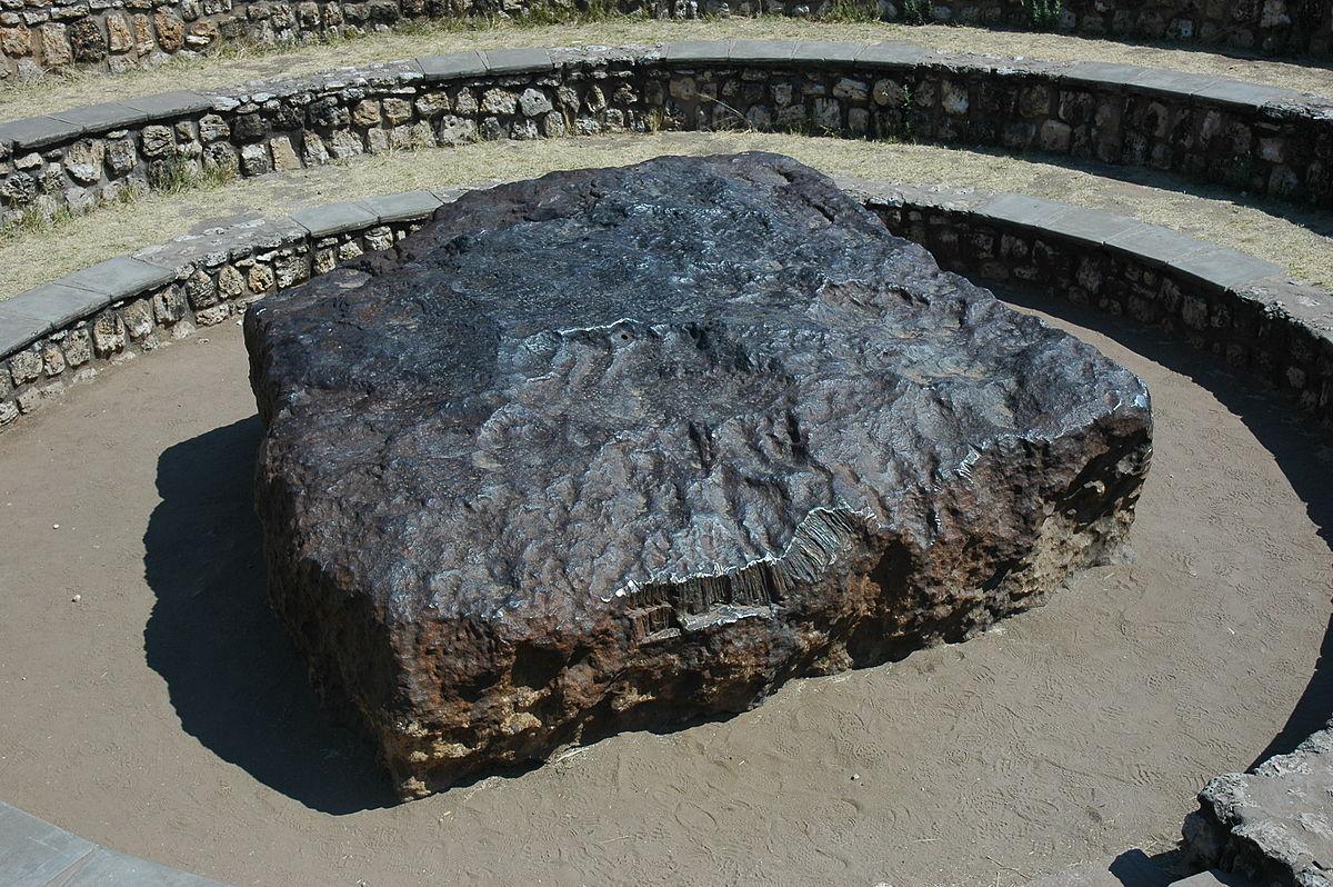 El Meteorito Que Esta Cerca De La Tierra
