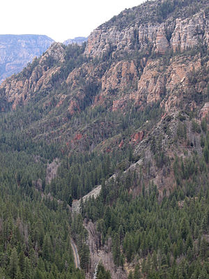 Oak Creek Canyon, Arizona