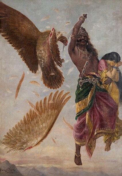 File:Ravi Varma-Ravana Sita Jathayu.jpg