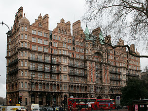 Russell Hotel, London.