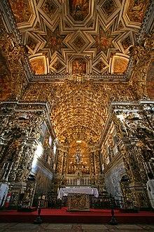 Chiesa e convento di San Francesco Salvador  Wikipedia
