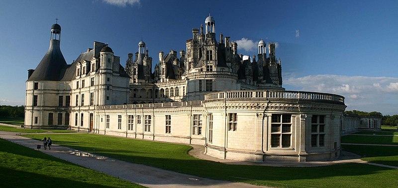 SchlossChambordSuedecke