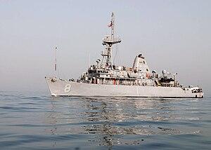 USS Scout MCM8  Wikipedia