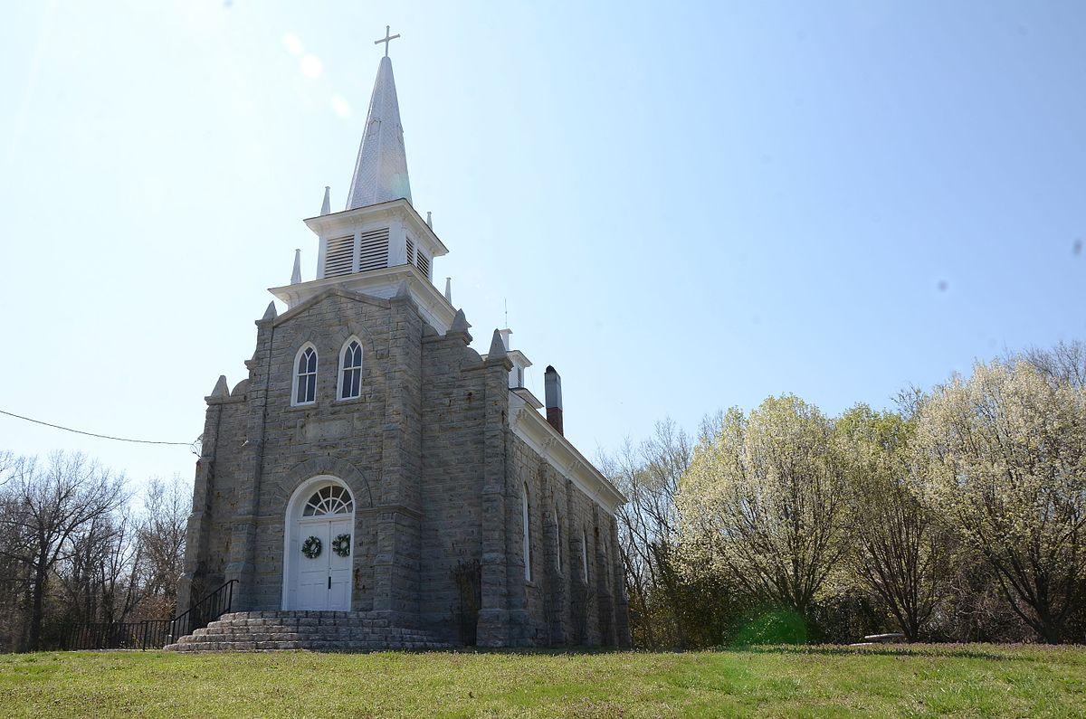 Splitlog Church  Wikipedia