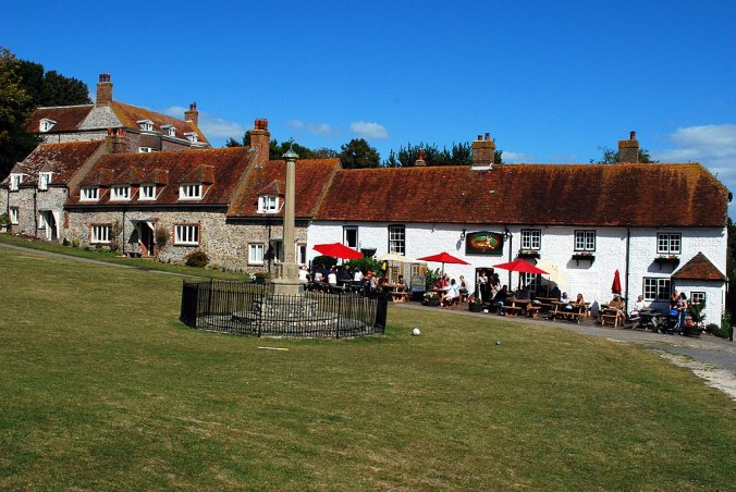 Tiger Inn, East Dean