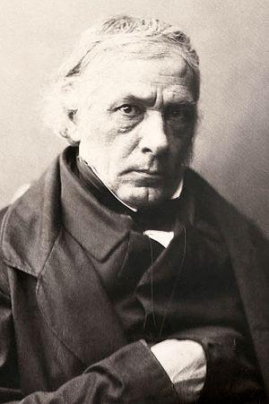 Portrait of Victor Cousin