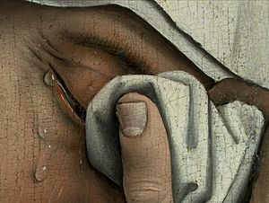 Weyden, Rogier van der - Descent from the Cros...