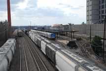 Amtrak Train Station Birmingham Alabama