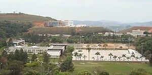 English: University of Juiz de Fora, Brazil Po...