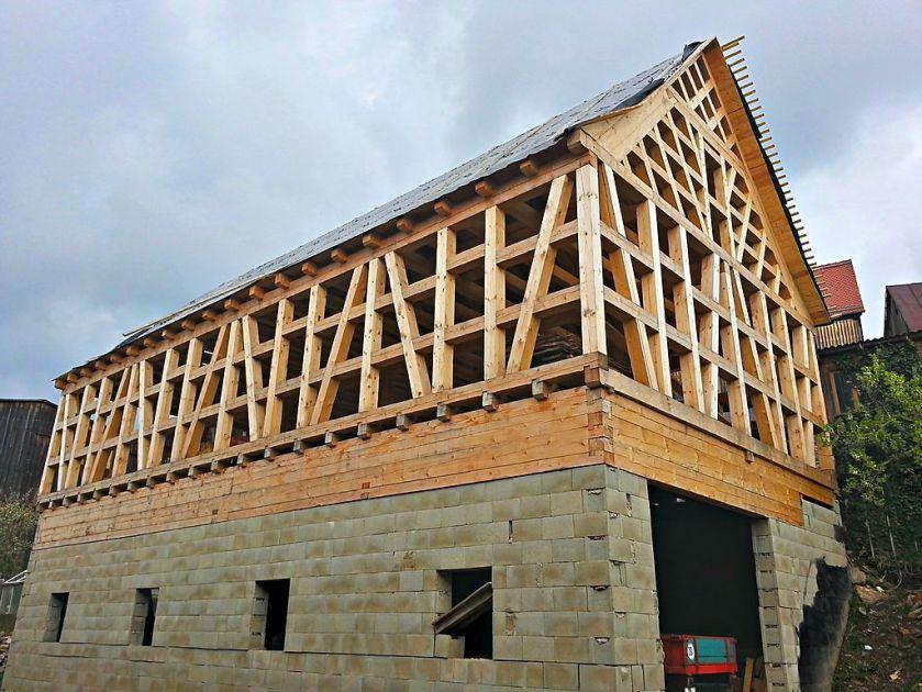French timber frames defining france for Fachwerk wiki