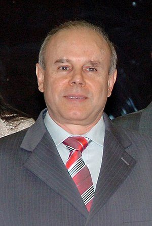 Português: Guido Mantega, ministro da Fazenda ...