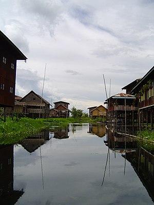Lac Inle Birmania