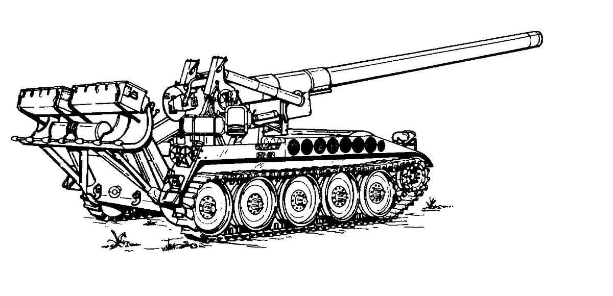 File:M110A1 8-inch heavy self-propelled howitzer.jpg