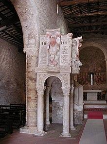 Chiesa di Santa Maria del Lago Moscufo  Wikipedia