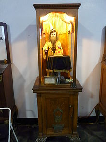 Fortuneteller machine  Wikipedia
