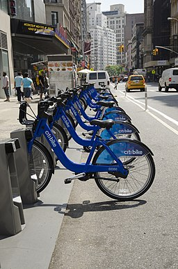 NYC Citi Bike Program 6059