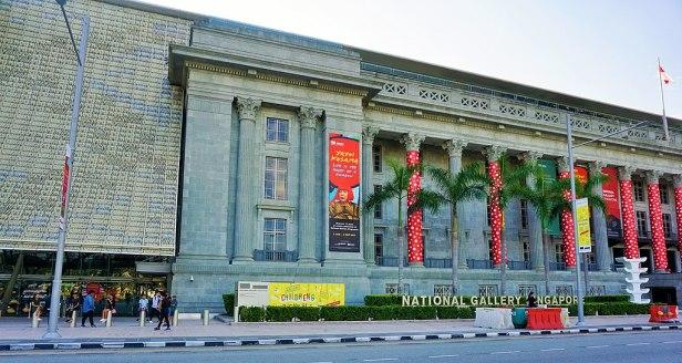 National Gallery Singapore - Joy of Museums - External 2
