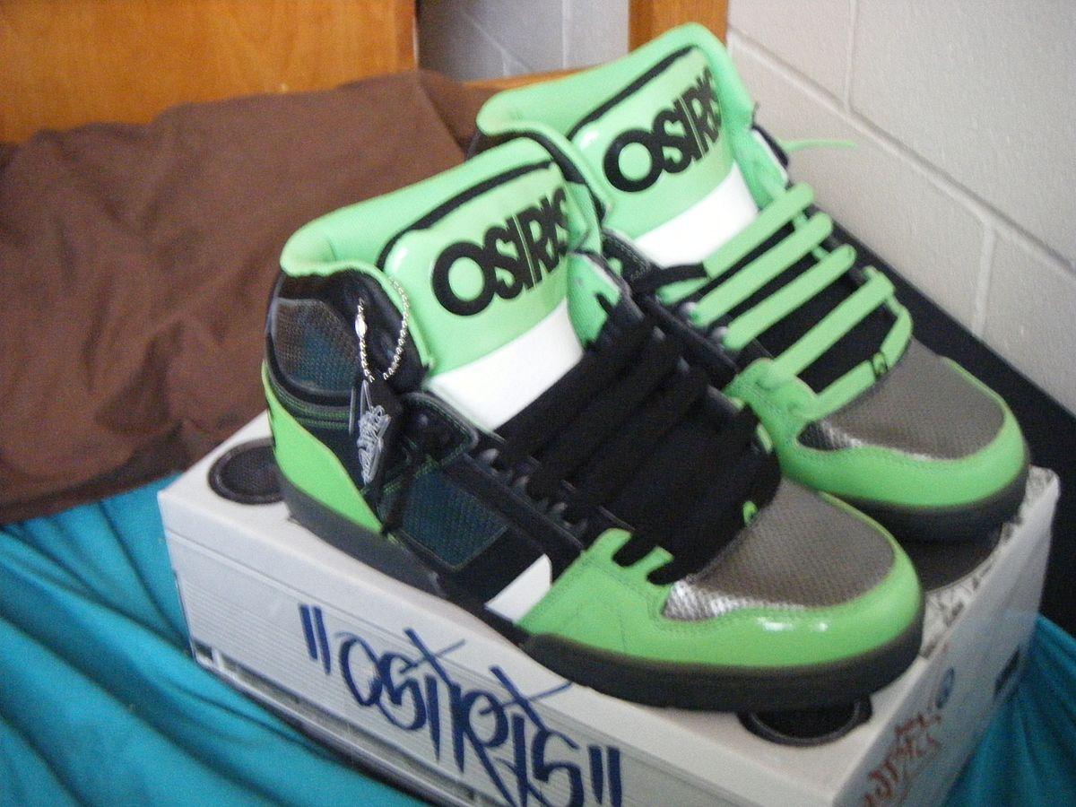 Osiris Shoes  Wikipedia