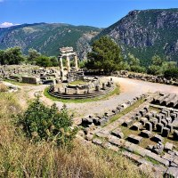 Ancient Delphi - Virtual Tour