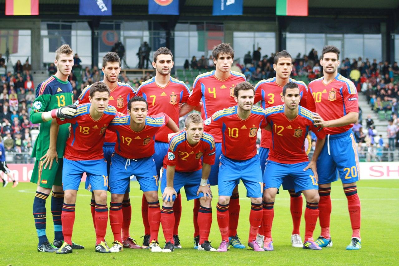 spain national under 21 football team