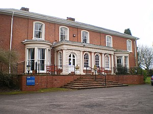 English: Springfield House - Residential Home ...