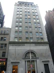 Steinway Hall New York