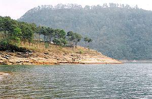 """""""Umiam Lake, Meghalaya"""""""