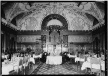 File View Of Dining Room Facing South - Hotel Ponce De