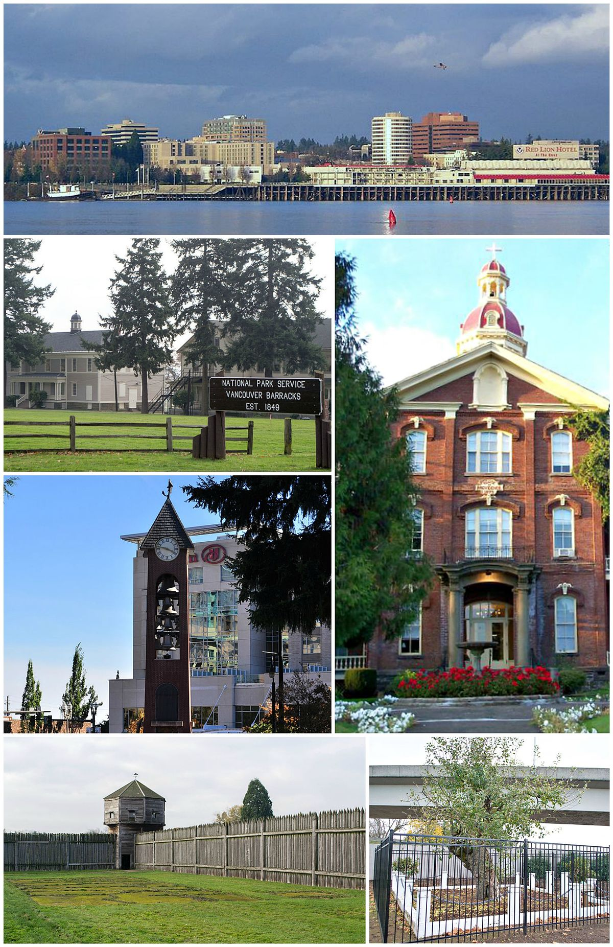 Vancouver, Washington  Wikipedia