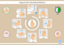 Hndedesinfektion  Wikipedia