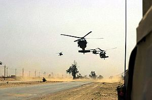 2003 invasion of Iraq