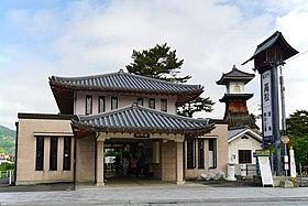琴電琴平車站 - 維基百科,自由的百科全書