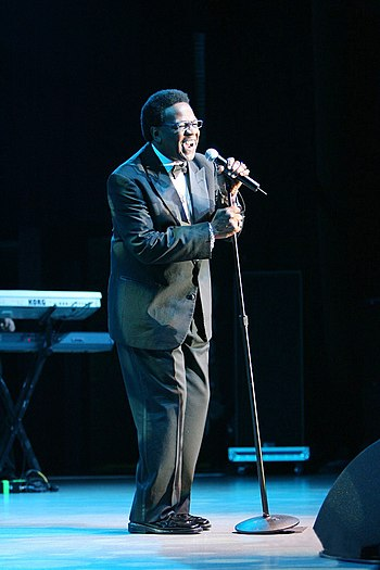 Al Green in concert at the Chumash Casino Reso...