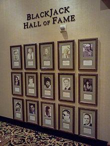 Blackjack Hall of Fame  Wikipedia