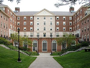 English: Brown University - Andrews Hall