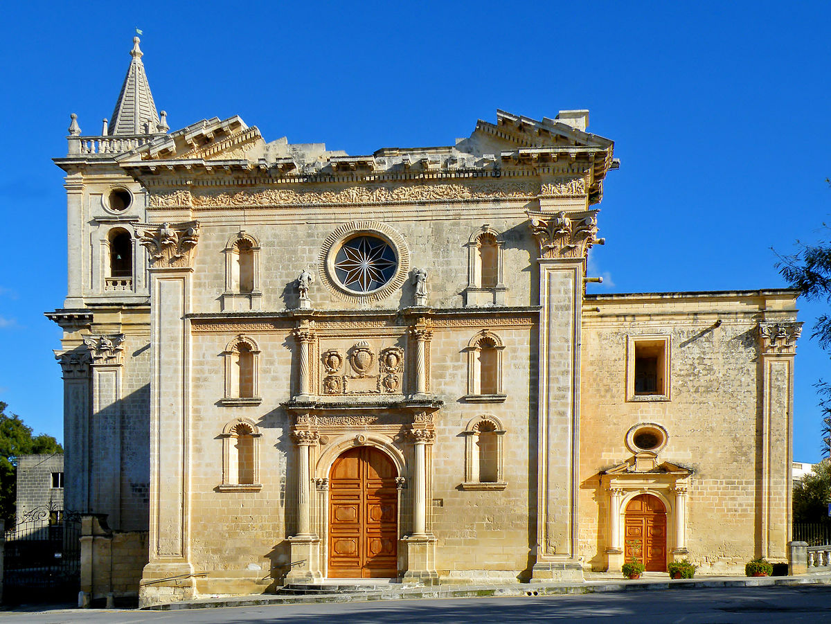 Parish Church Of St Mary, Birkirkara  Wikipedia