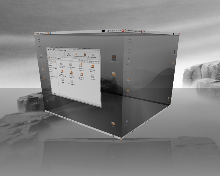screen compiz